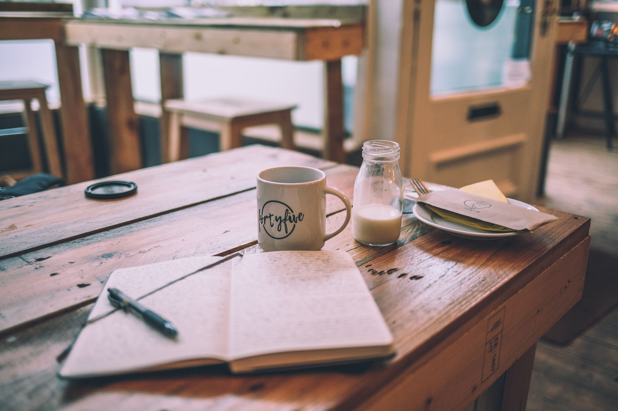The link between journaling and mindfulness
