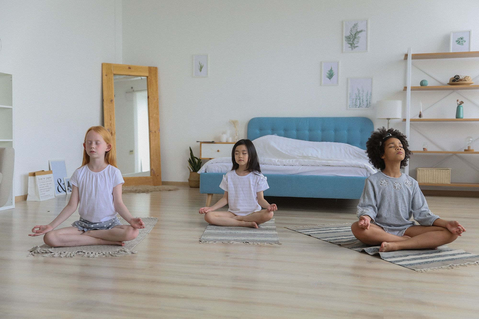 Mindfulness, kids, and parents - An introduction to meditation for children