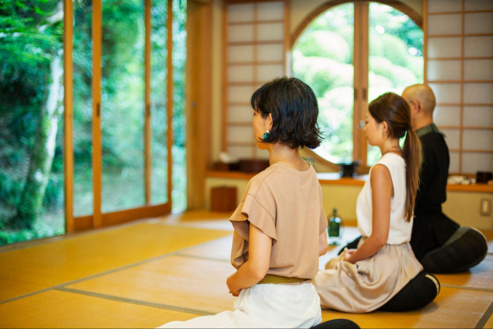 The beauty of silence – Meditation in Japan's lifestyle