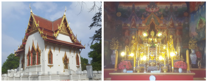 Wat Buddhapadipa - A taste of Thailand in London